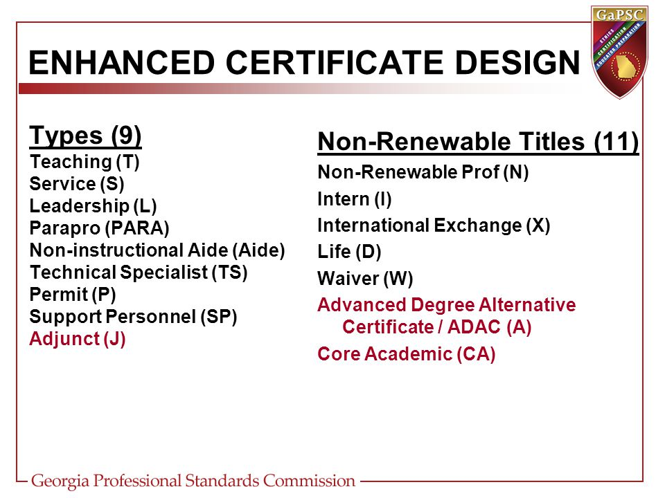 Certification Update First District Resa May 19 Ppt Download