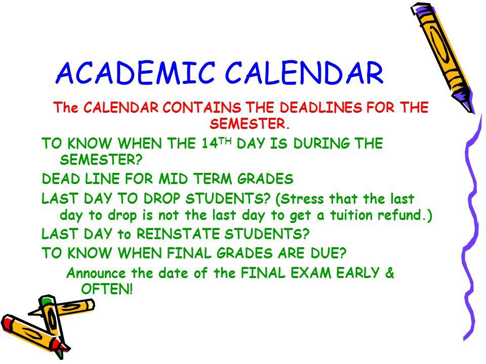 Rvcc Academic Calendar.Orientationorientation Welcome Delgado Community College Ppt