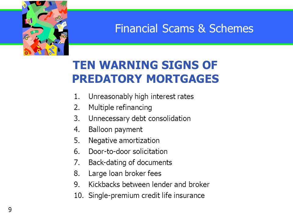 Bank loan fraud backdating loan