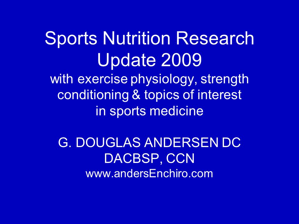 sports nutrition topics for research