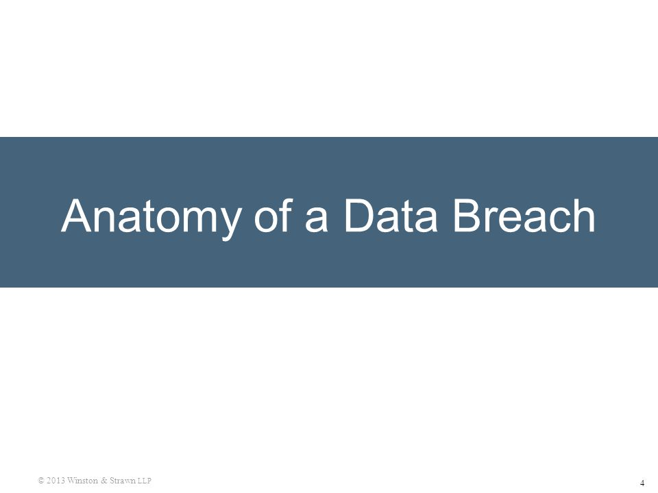 The Zero Hour Phone Call How to Respond to a Data Breach to Minimize ...