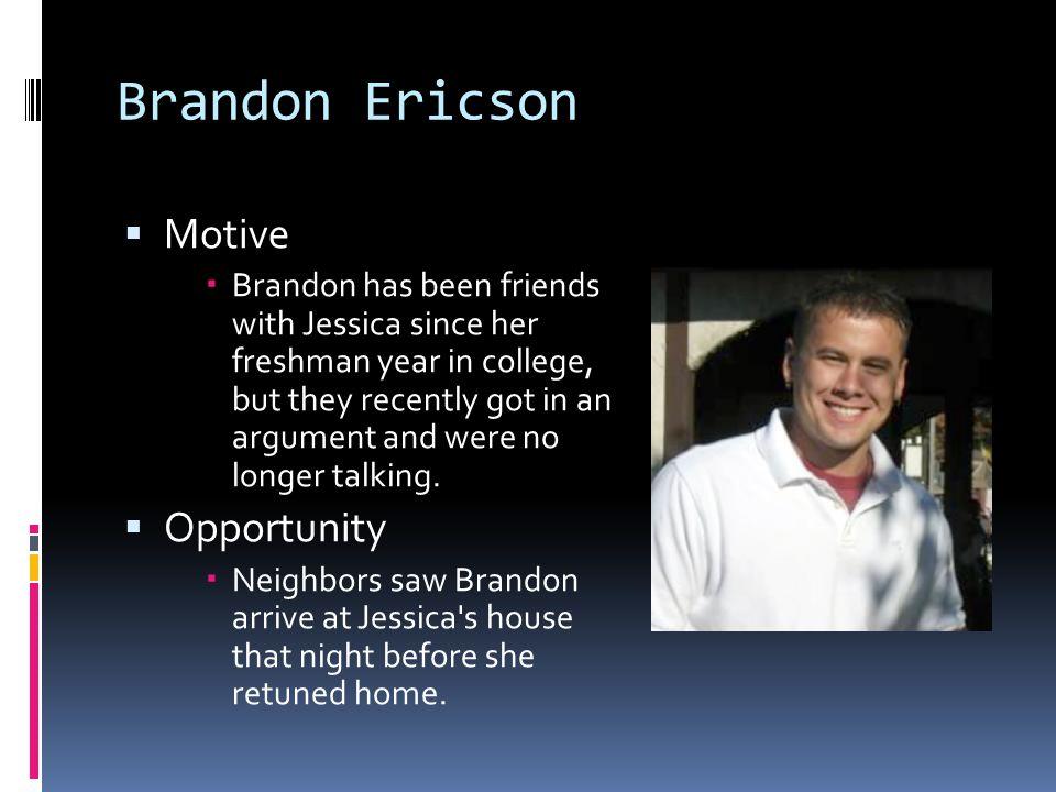 Brandon ericson