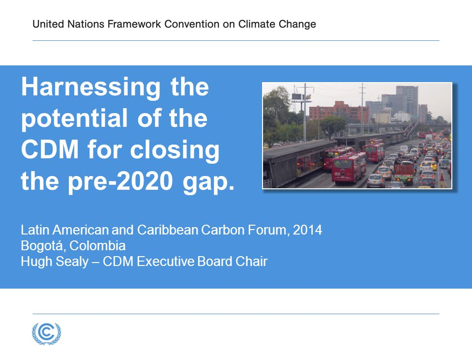 Harnessing the potential of the CDM for closing the pre-2020 gap.