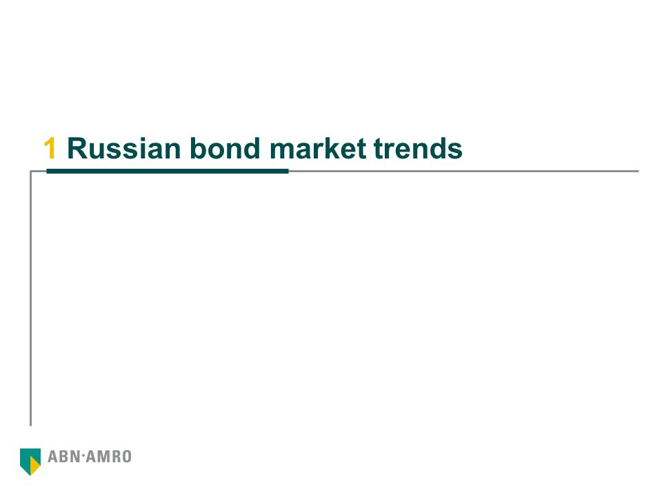 1 Russian bond market trends