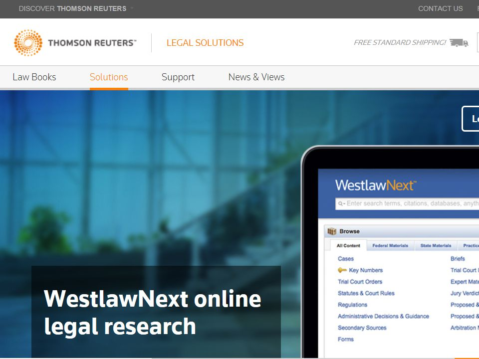westlaw this registration key is already in use