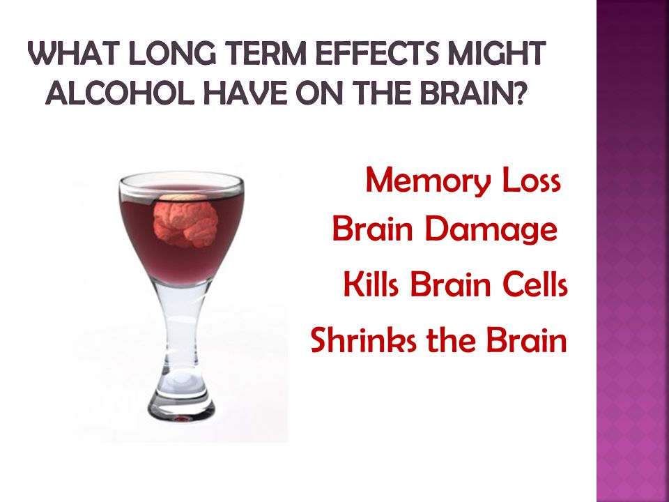 Brain Damage Shrinks the Brain Kills Brain Cells Memory Loss