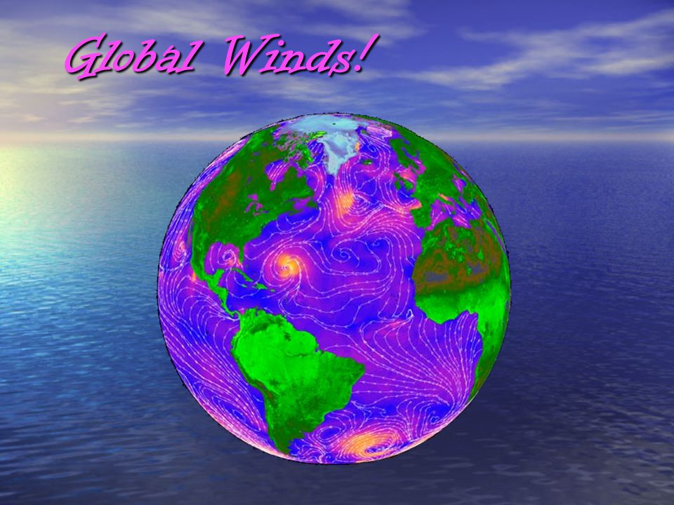 Global Winds!