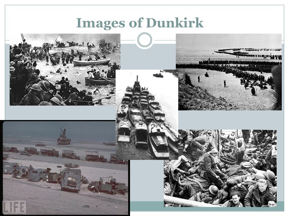 Images of Dunkirk
