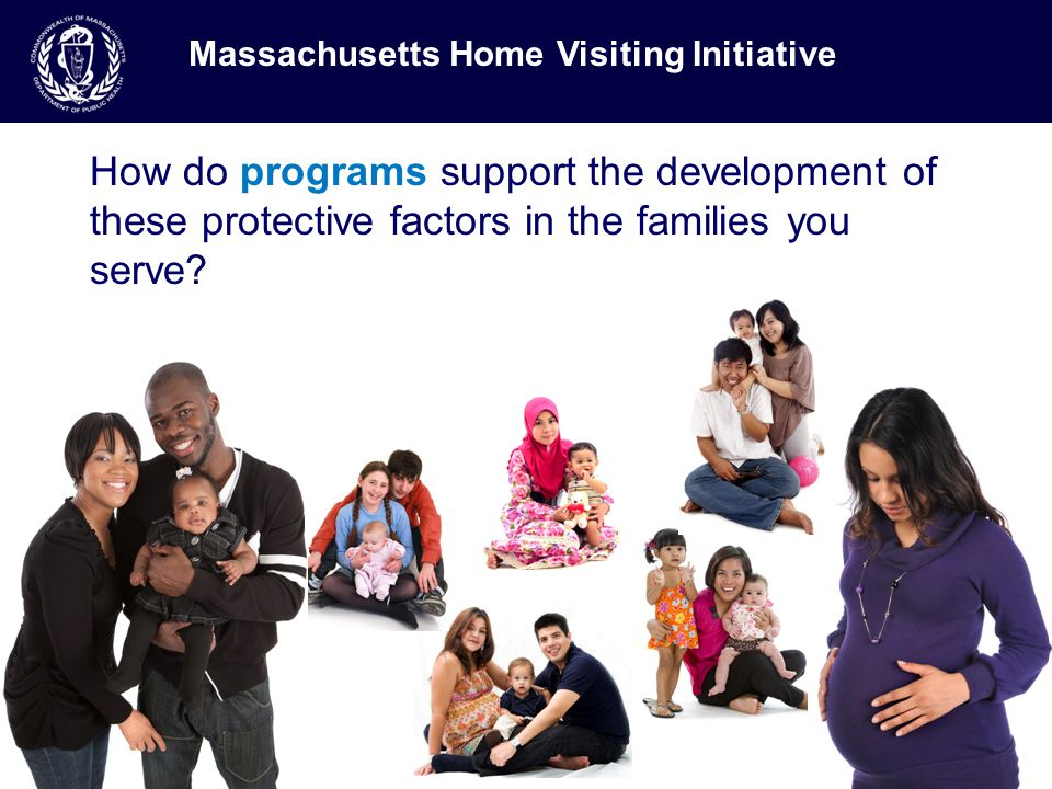 How do programs support the development of these protective factors in the families you serve.