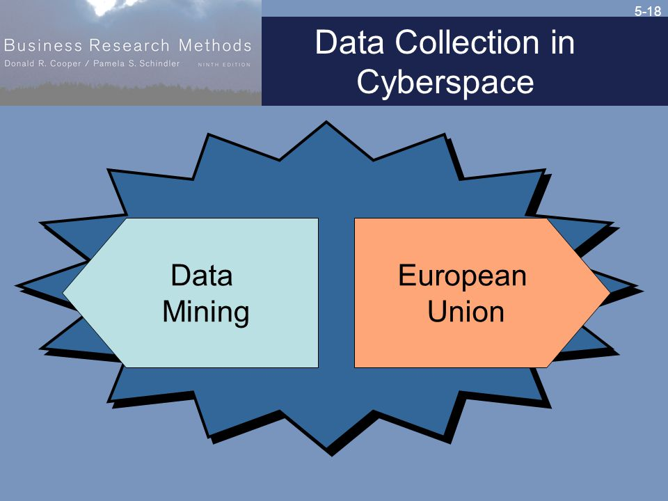 5-18 Data Collection in Cyberspace European Union Data Mining