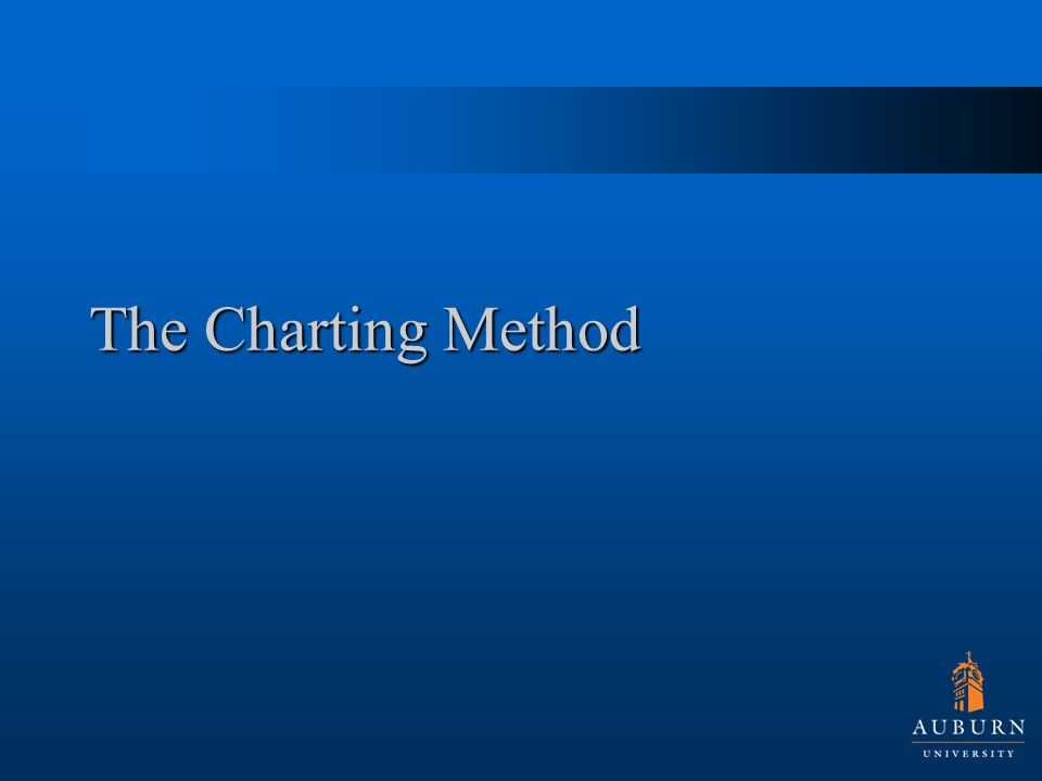 The Charting Method