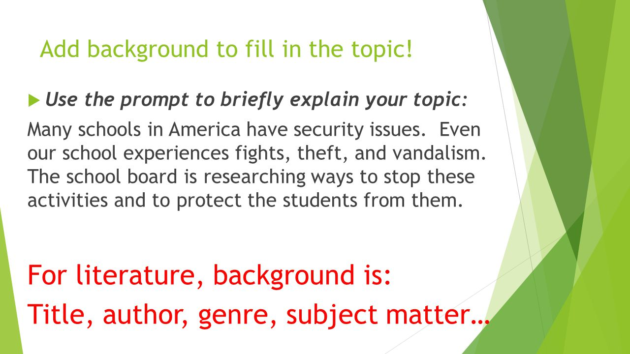 Writing An Effective Introduction Hook Background Thesis/Claim. - Ppt  Download