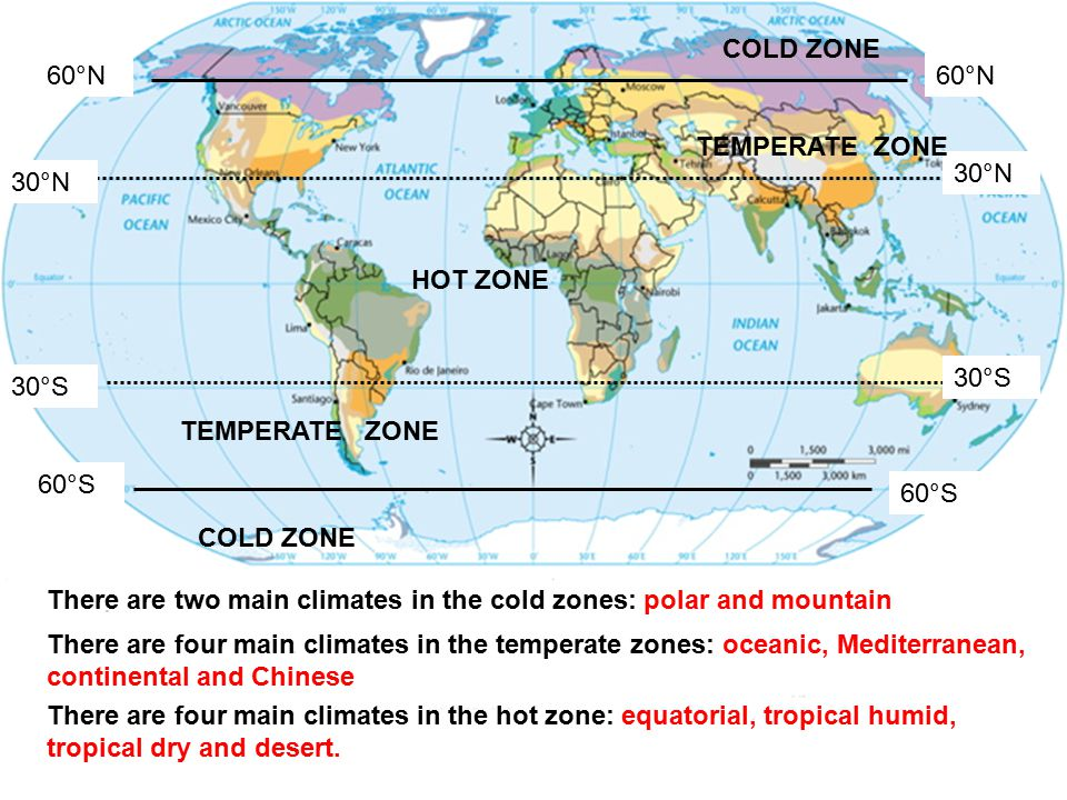 Our planet is divided in five climate zones according to temperature 4 60n thecheapjerseys Image collections