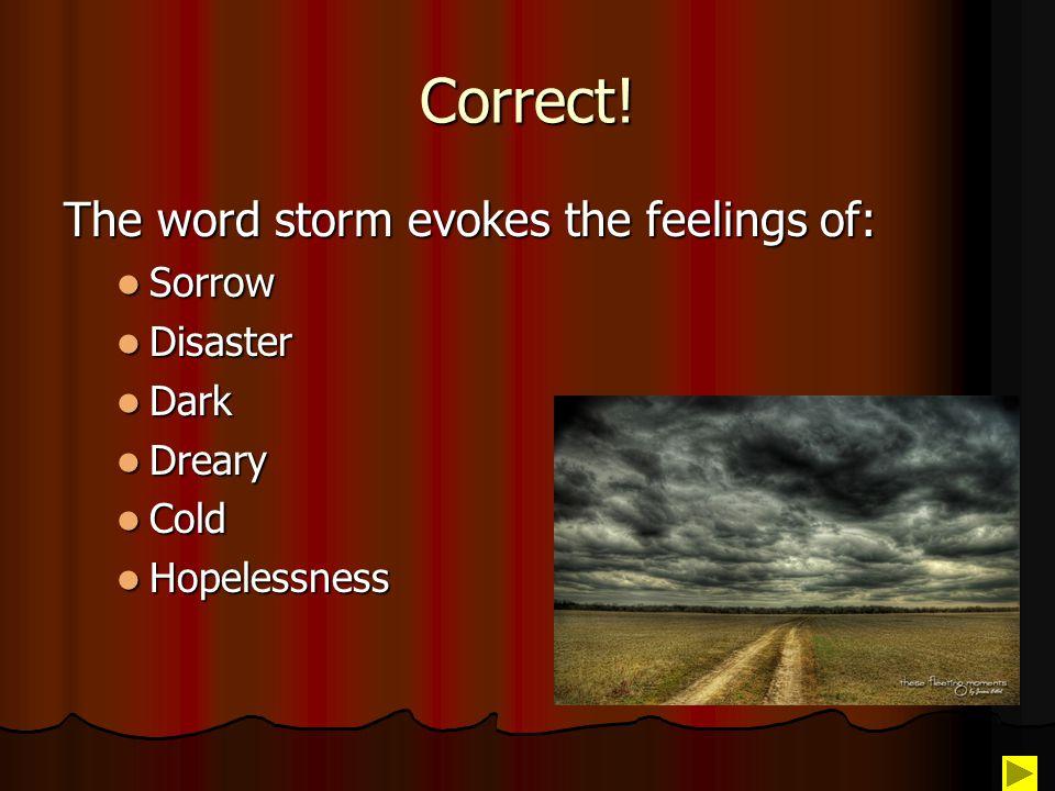 storm symbolism in literature