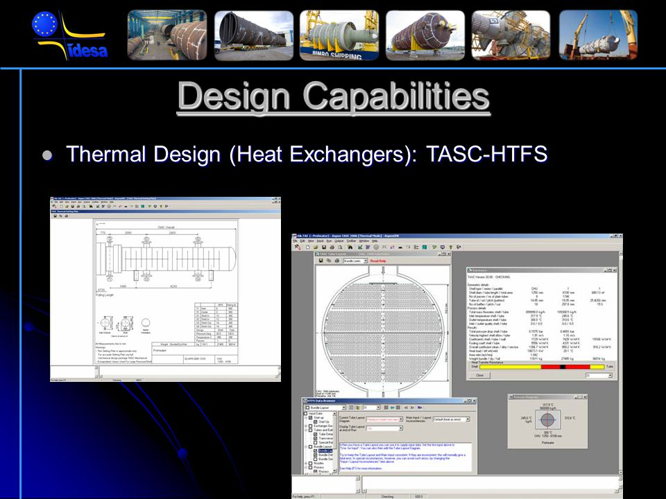 Of The Leading Suppliers Of Large Manufatured Equipment We Fit Your Needs Ingenieria Y Diseno Europeo S A Ppt Download