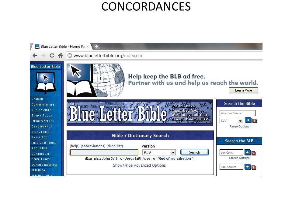22 concordances