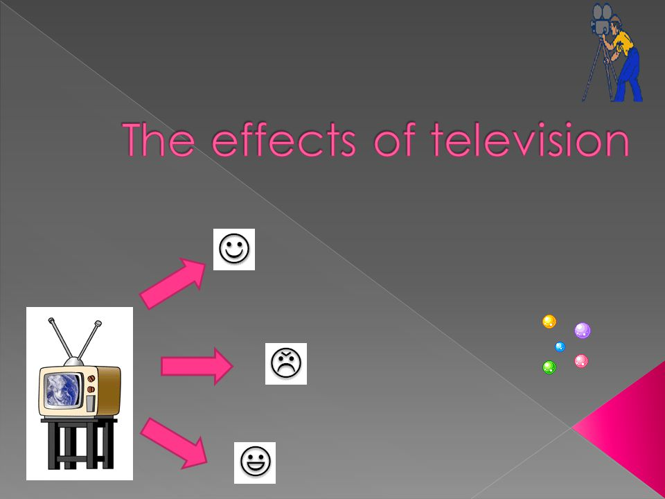 """the effect of television on the american culture essay While warning about the potential for manipulation and the rising cost of campaigns due to the medium, kennedy charged the """"viewing public"""" with the responsibility to use their """"power"""" to determine television's ultimate impact on american politics."""