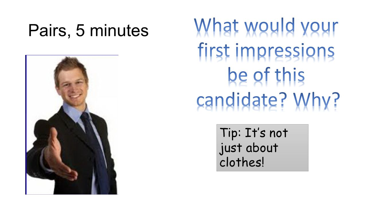 Pairs, 5 minutes Tip: It's not just about clothes!
