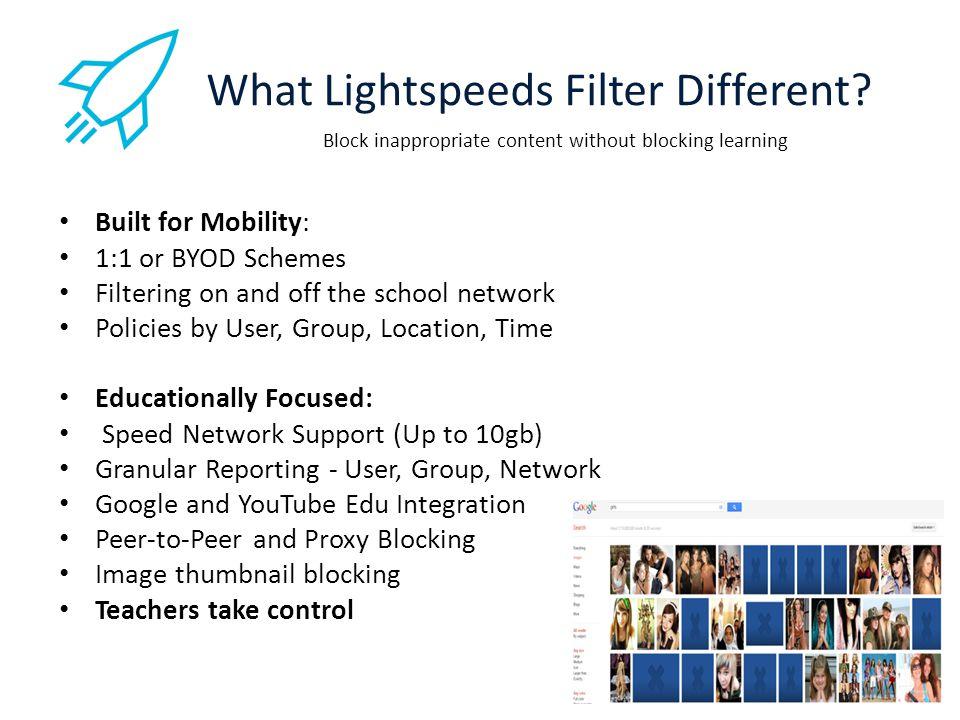 Authentication E-safety Filtering  e-safety, Internet & Lightspeed