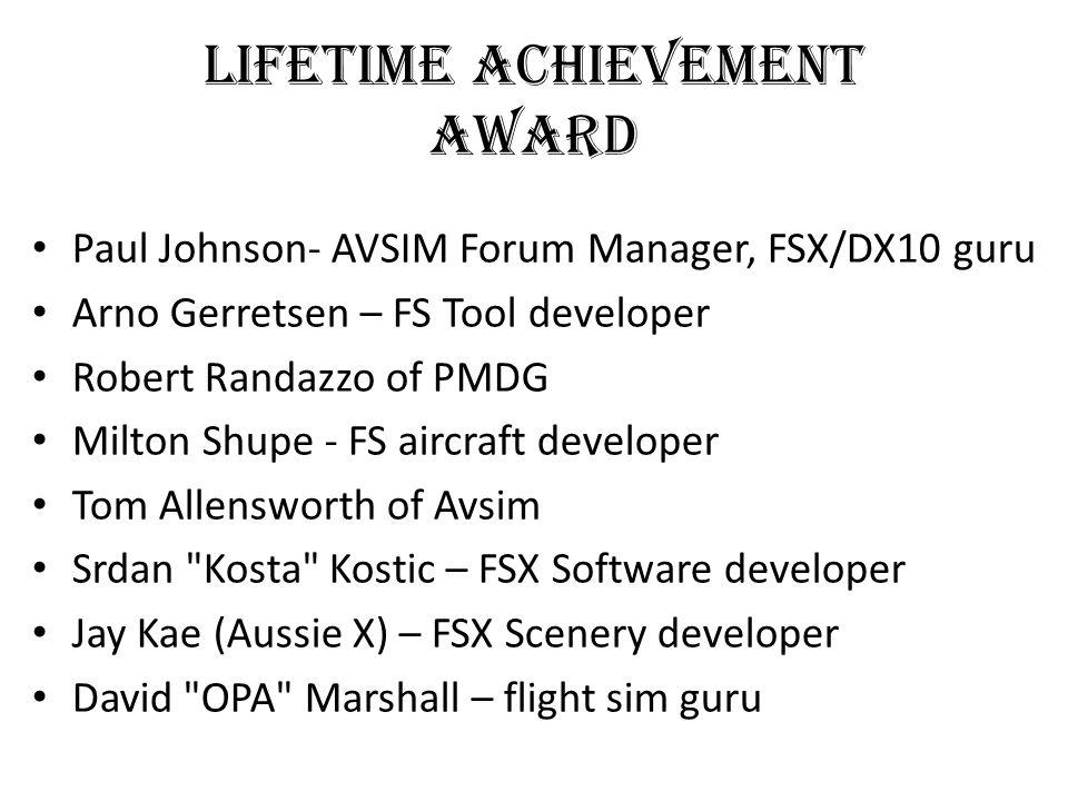 FANCON 2013 Awards Ceremony  People's Choice Award