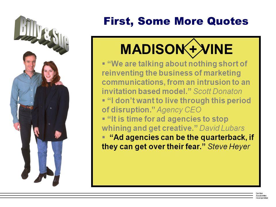 madison and vine donaton scott
