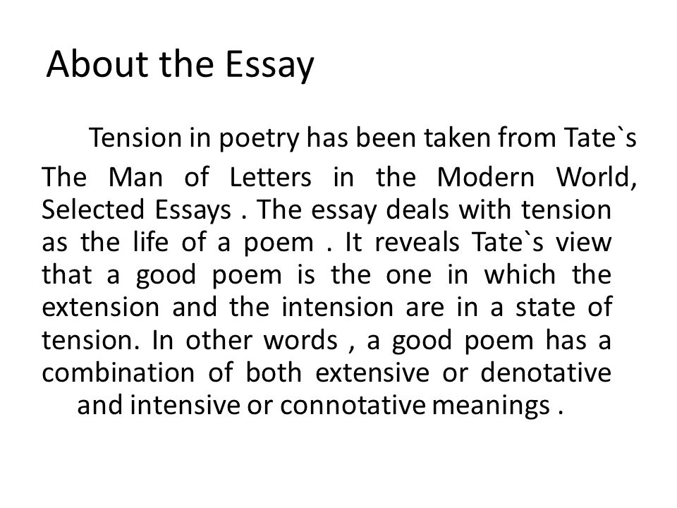 essay on man poem Reference the lines given for explanation are an extract from the poem entitled an essay on man, written by alexander pope about the poet alexander pope occupies a very prominent position in the domain of english literature.