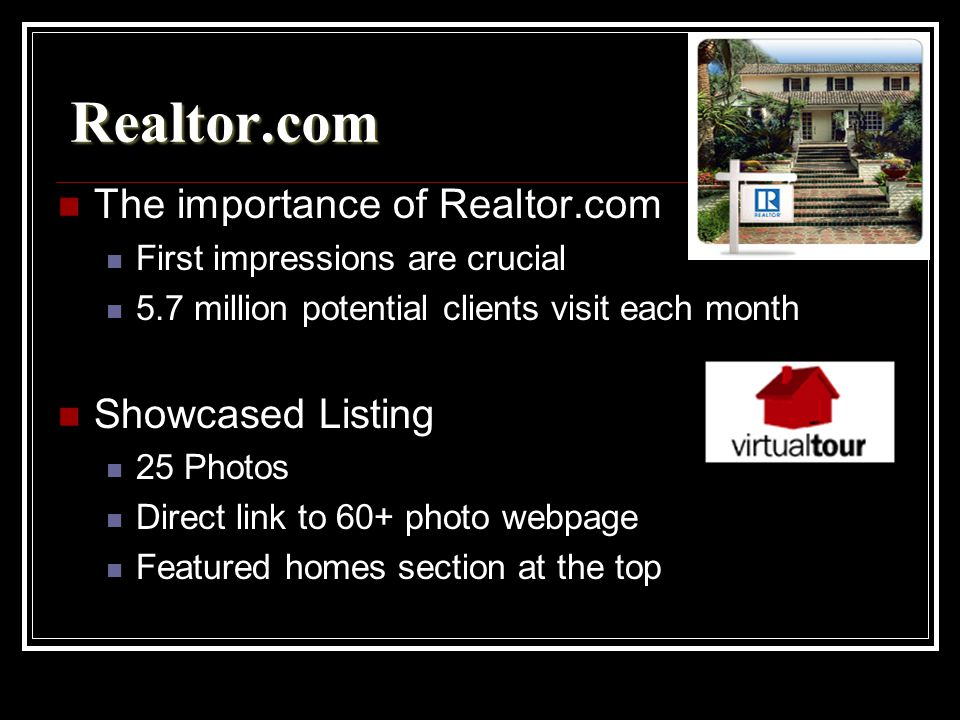 Max Broock Real Estate One Jonstone and Jonstone Family of Companies Creates Sites of all their listings on: You-Tube Craigs List Trulia Moveinmichigan.com Zillow And many more… Google any of my listings and watch them appear at the top of the first page through these sites including Reatlor.com and MichiganHomes.net Google Eva Morrow See What Happens!