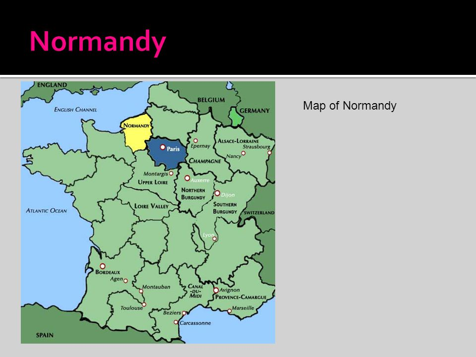 William Of Normandy Camille Germain Map Of Normandy Ppt Download