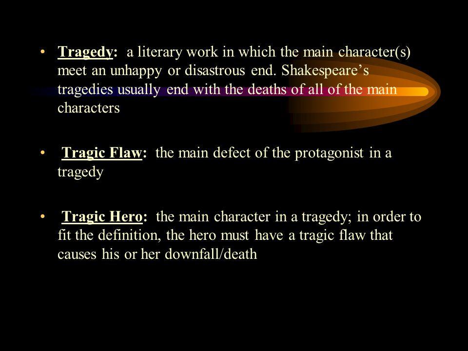 shakespeare tragic heroes