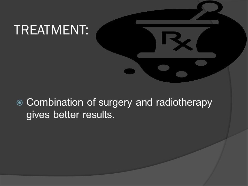 DIAGNOSIS  DEFINITIVE DIAGNOSIS IS MADE ONLY ON BIOPSY  EXTENT OF DISEASE IS JUDGED BY CLINICAL AND RADIOLOGICAL EXMINATION.