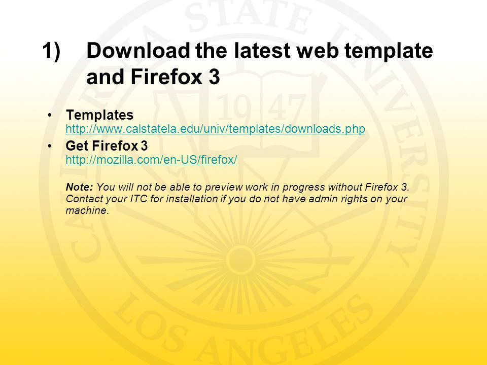 1 The Latest Web Template And Firefox 3 Templates Get Note