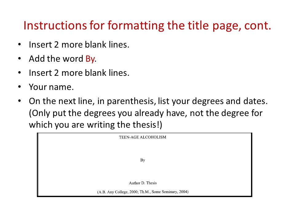 proposal sample for dissertation surveys