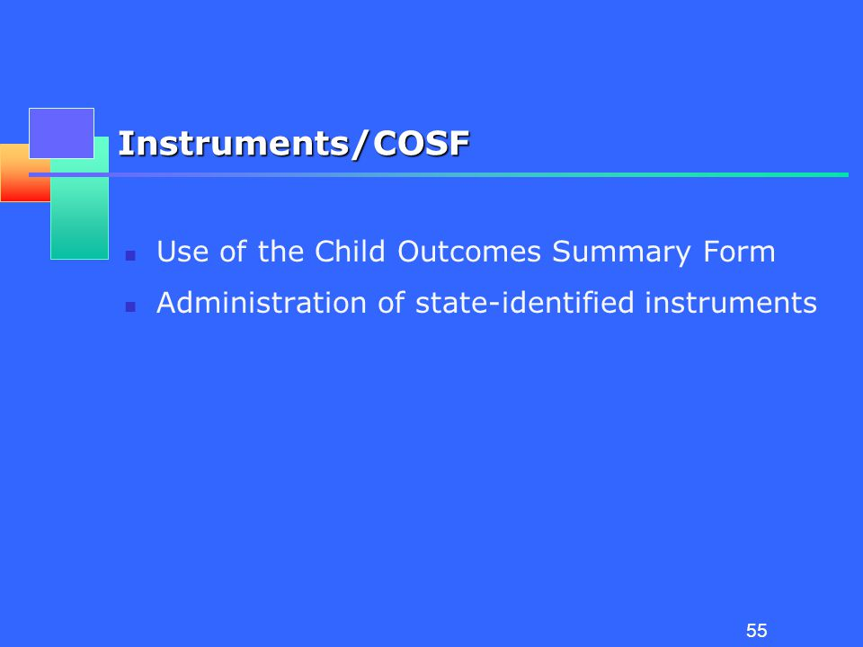 54 Reporting Requirements What are OSEP's reporting requirements.