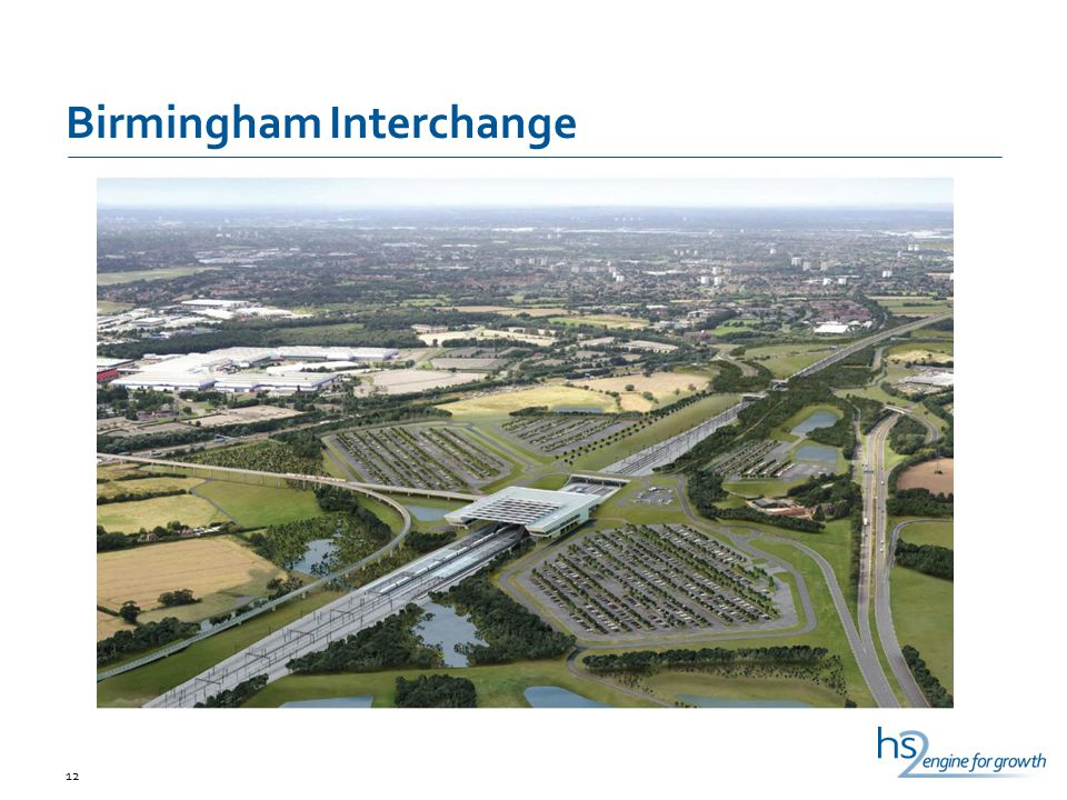 Birmingham Interchange 12