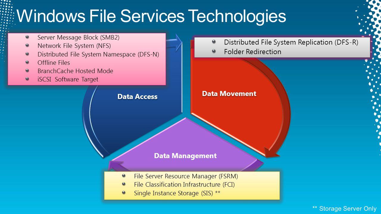 WSV318 A Platform for Windows NAS Appliances for file, block