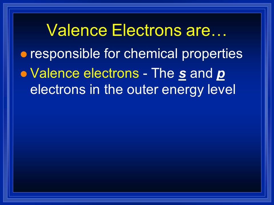 Ions and Ionic Compounds l OBJECTIVES: –Explain how anions form.