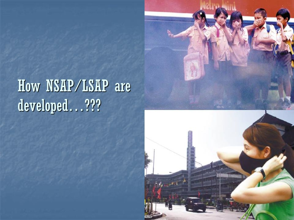 12 How NSAP/LSAP are developed…