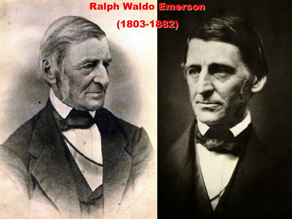 ralph waldo emerson essays audio Ralph waldo emerson, alfred kazin observes in his introduction, was a great writer who turned the essay into a form all his own his celebrated essays--the twelve published in essays: first series (1841) and eight in essays: second series (1844)--are here presented for the first time in an authoritative one-volume edition, which incorporates all the changes and correctio.