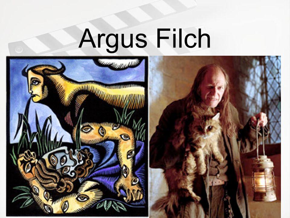 argus filch greek mythology