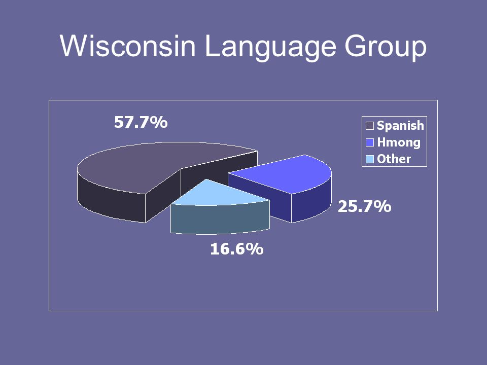 Wisconsin Language Group