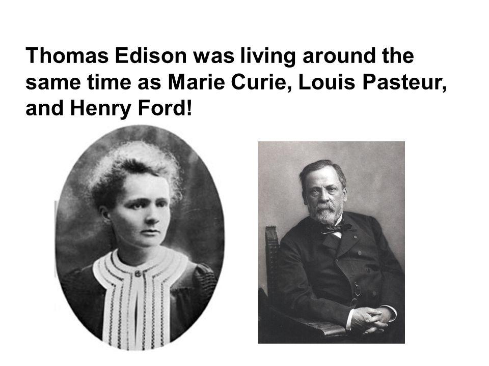 Born to Samuel Edison, Jr  and Nancy Elliot Edison in Milan