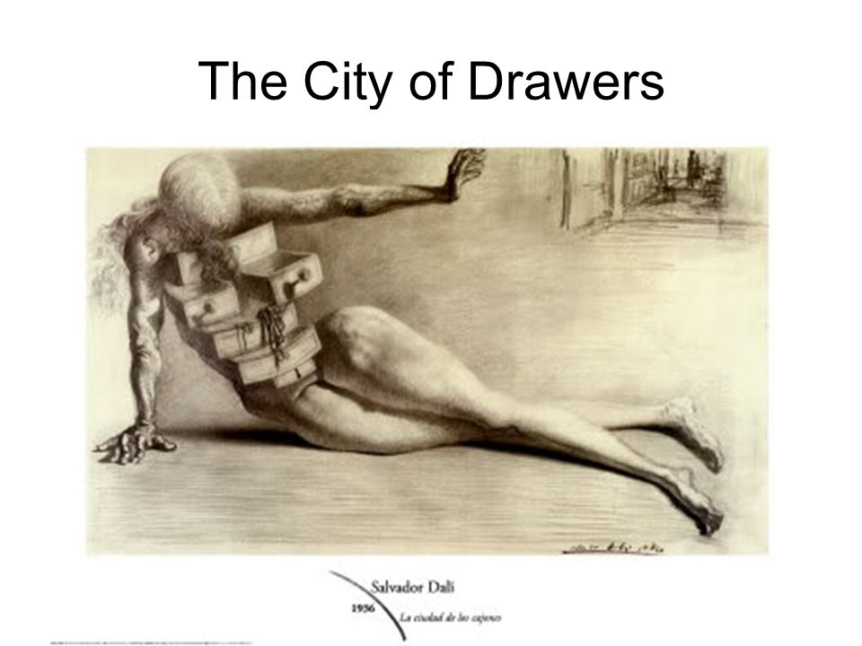 The City of Drawers