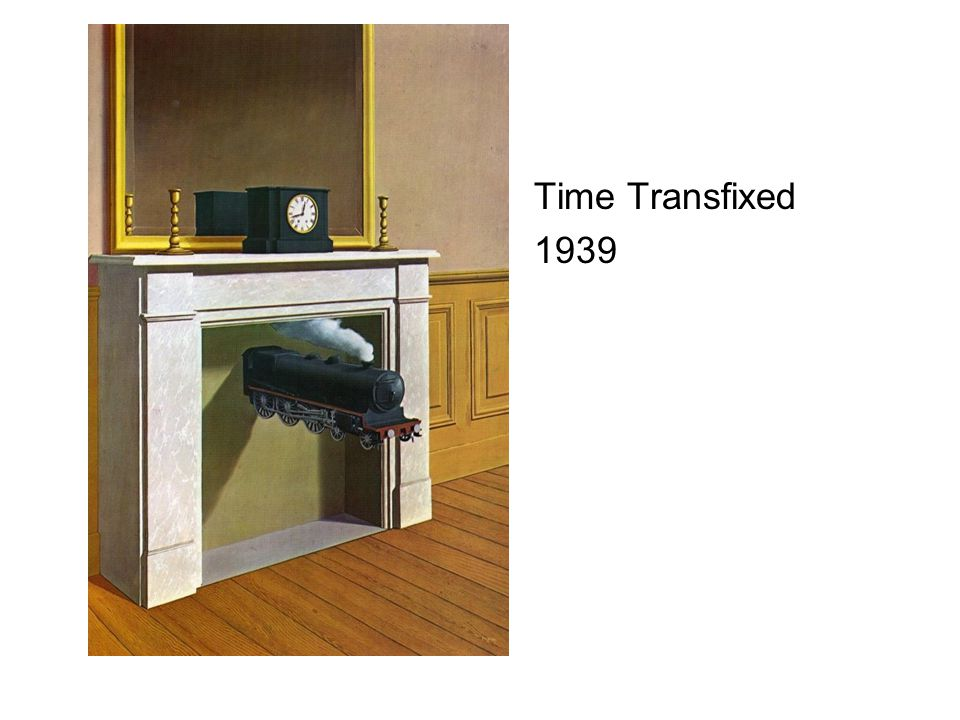 Time Transfixed 1939