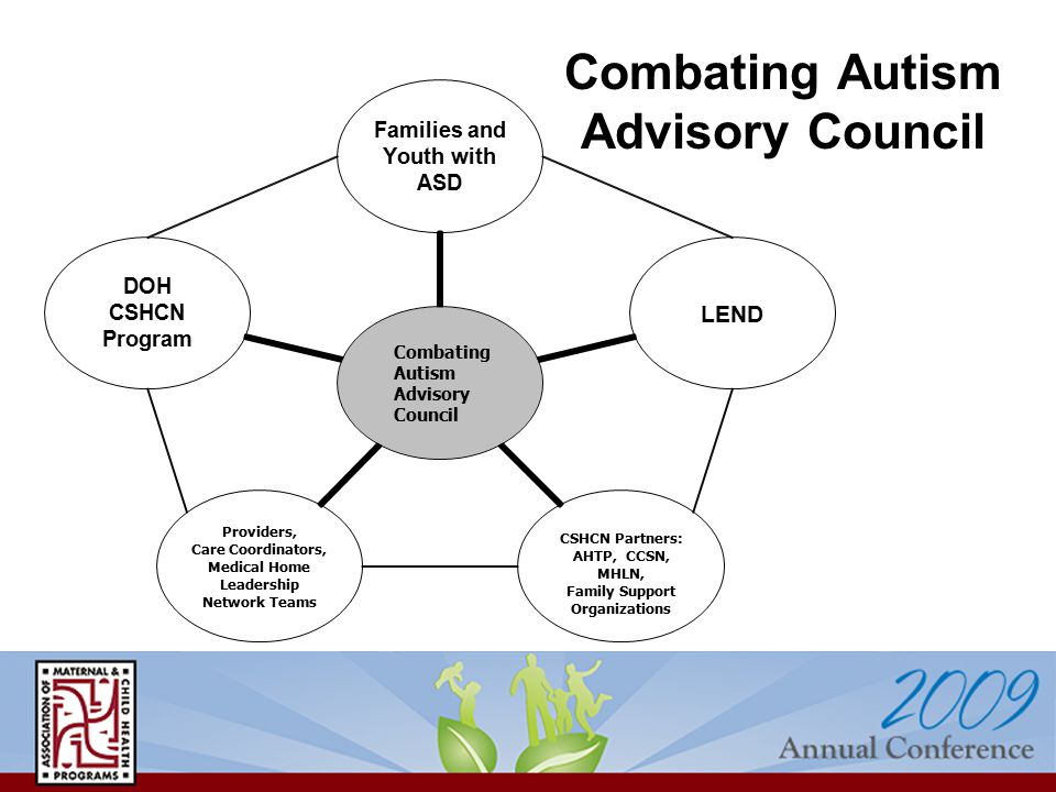 Combating Autism Advisory Council