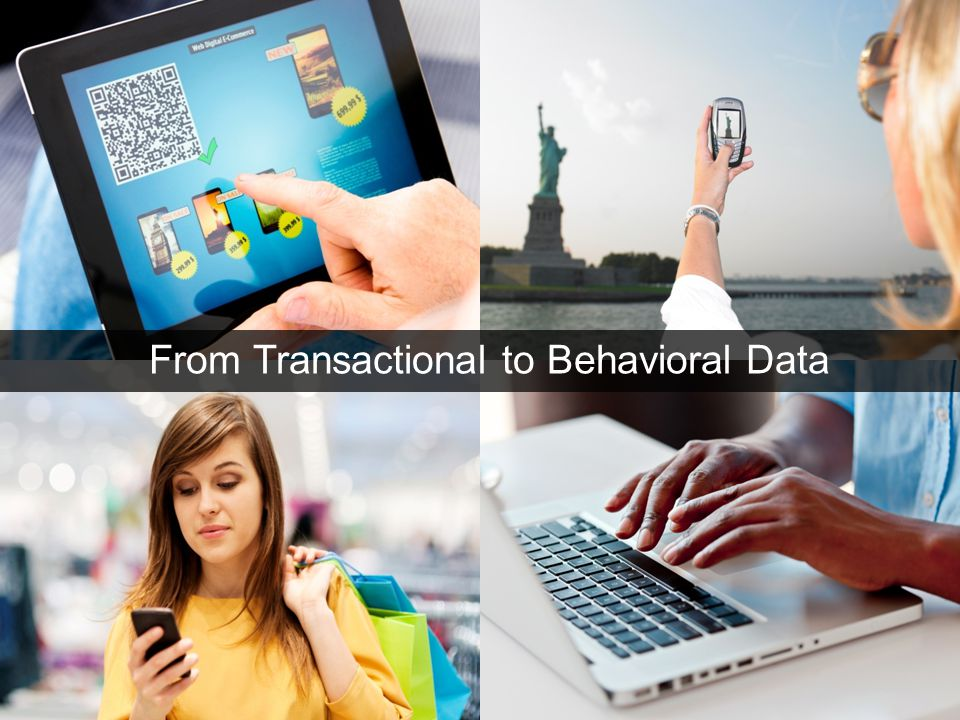 © DataXu, Inc. Privileged & Confidential 8 From Transactional to Behavioral Data