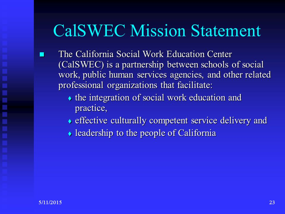 Title IV-E Child Welfare Program