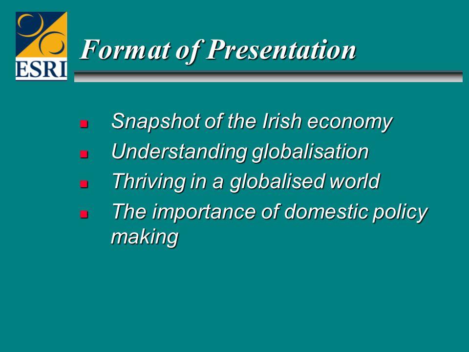 globalisation in ireland