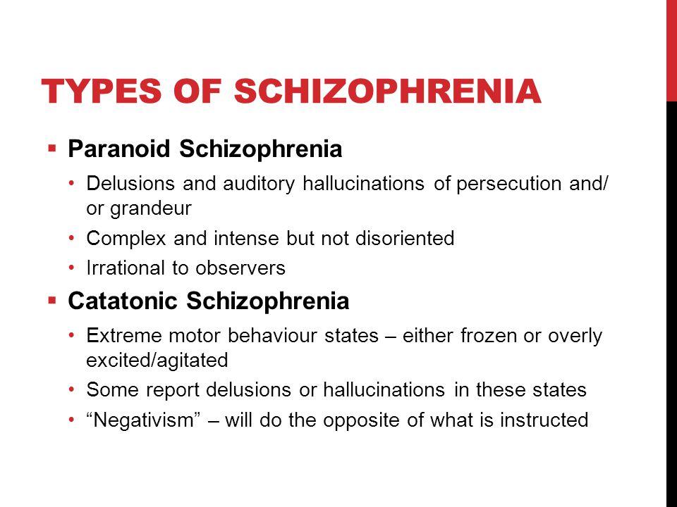 Schizophrenia Definition Psychology >> Schizophrenias Schizophrenia As Psychosis Diagnostic Features