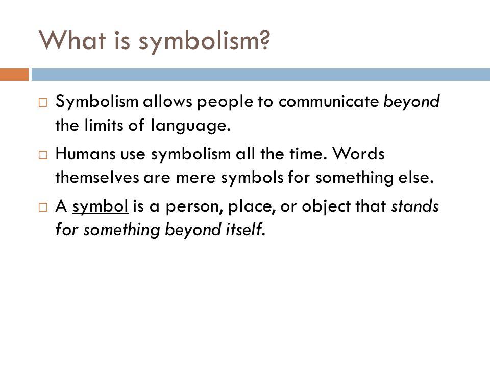 Symbolism Recap Exercise Exploring Symbolism In Literature Ppt