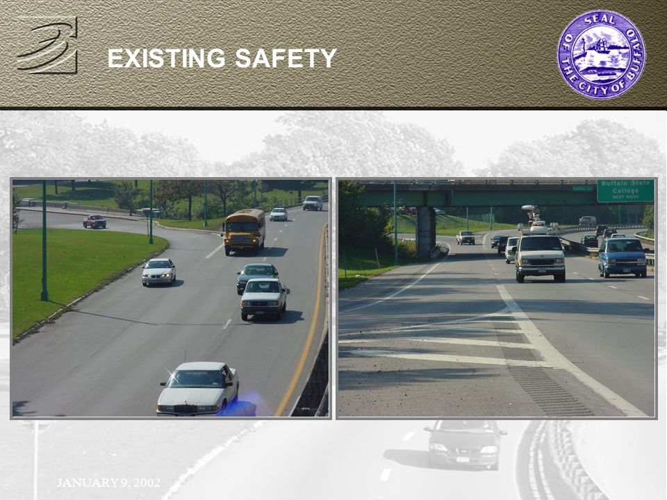 JANUARY 9, 2002 EXISTING SAFETY